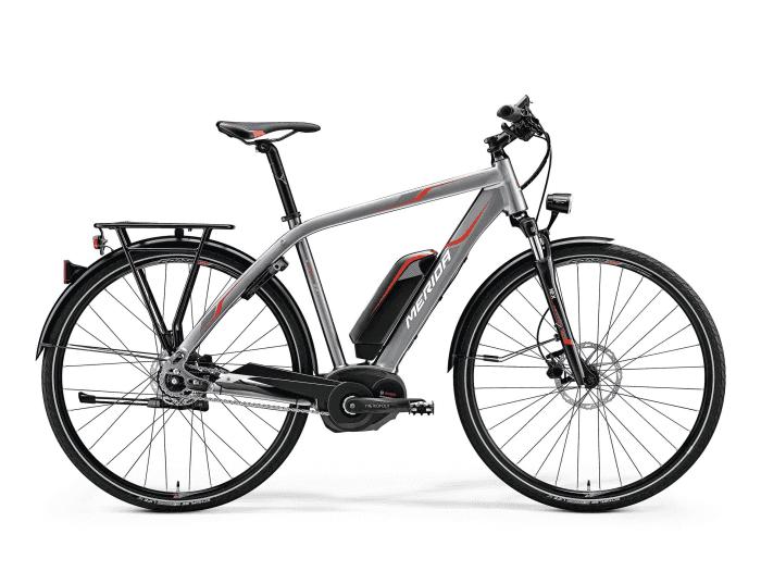MERIDA E-SPRESSO SPORT 408 - Trekking E-Bike - 2017