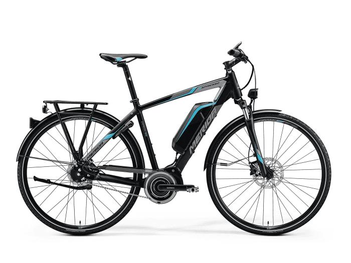 MERIDA eSPRESSO SPORT 800 EQ - Trekking E-Bike - 2017