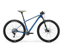 MERIDA BIG.NINE XT 21″ | blau (grün)