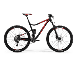 MERIDA ONE-TWENTY 9. XT-EDITION 20″ | matt-schwarz (rot)