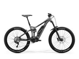 MERIDA eONE-SIXTY 500 47 cm | MATT GREY/BLACK