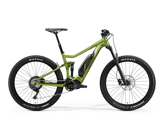 MERIDA eONE-TWENTY 600 - Fully E-MTB - 2019
