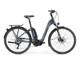MERIDA eSPRESSO CITY 200 EQ 45 cm | SILK STEEL BLUE(SILVER)