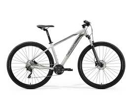 MERIDA BIG.NINE 80-D 53 cm | MATT TITAN(BLACK/SILVER)