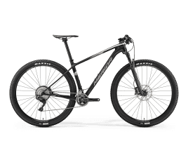 MERIDA BIG.NINE XT 43 cm | MATT BLACK(SILVER)