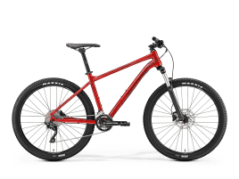MERIDA BIG.SEVEN 300 43 cm | METALLIC RED(DARK RED/BLACK)