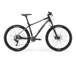 MERIDA BIG.SEVEN XT-EDITION 13,5″ | MATT BLACK(SILVER)