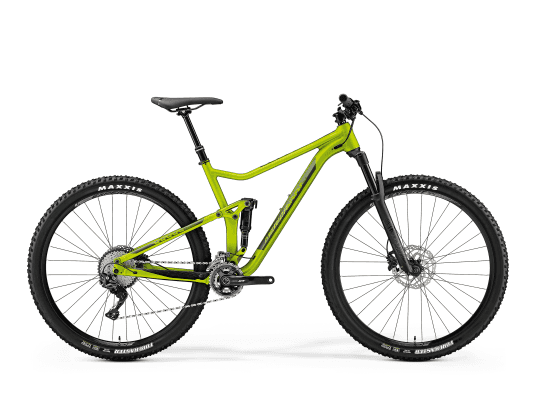 MERIDA ONE-TWENTY XT-EDITION - Fully Mountainbike - 2019