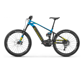 Mondraker Crafty R+ 47 cm | Black, Blue