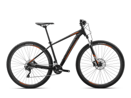 Orbea MX 10 M | 27,5″ | SCHWARZ-ORANGE (SATIN)
