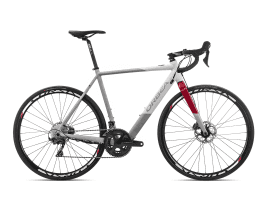 Orbea Gain D20 61 cm | grey/white/red