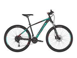 Orbea MX 40 43 cm | 29″ | black/turqoise/red