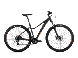Orbea MX ENT 50 44.5 cm | black/red