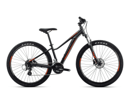 Orbea MX XS ENT 50 Black-Bright Red
