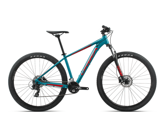 Orbea MX 50 29″ 47 cm | blue/red