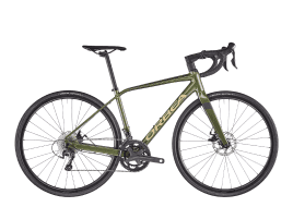 Orbea Avant H40-D 57 cm | military green/gold