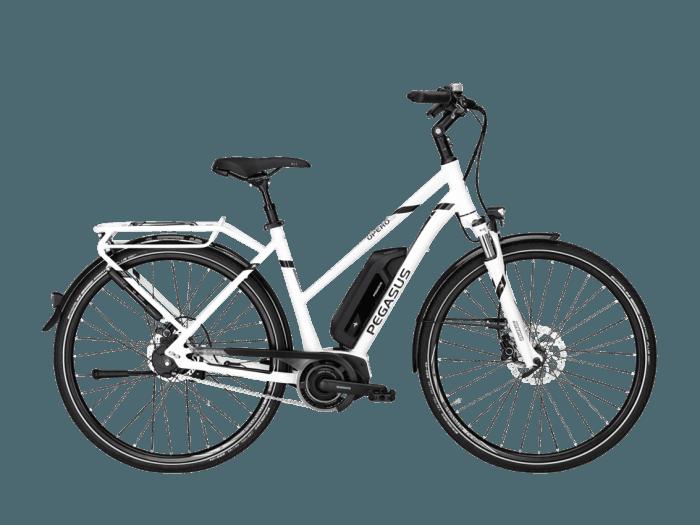 pegasus opero e8r di2 city e bike 2017 trapez. Black Bedroom Furniture Sets. Home Design Ideas