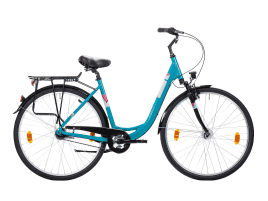 Passat Porto 45 cm | turquoise/strawberry/rose