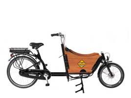 popal bakfiets cangoo downtown elektrisch lastenfahrrad. Black Bedroom Furniture Sets. Home Design Ideas
