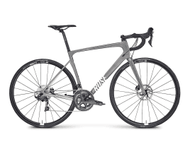 ROSE X-LITE FOUR DISC Ultegra 55 cm | Grey/Lightning-Yellow