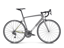 ROSE X-LITE FOUR Ultegra 53 cm | Grey/Lightning-Yellow