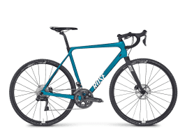 ROSE BACKROAD CROSS Ultegra Di2 54 cm | petrol-black