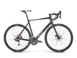 ROSE TEAM GF FOUR DISC Ultegra 55 cm | Shiny-UD-Carbon/Dark-Red/Grey