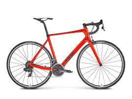 ROSE TEAM GF FOUR Force eTap AXS 57 cm | Lightning-Orange/Dark-Red/Grey
