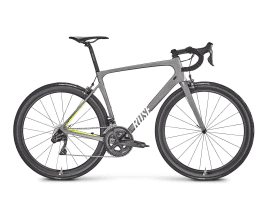 ROSE X-LITE FOUR AERO Ultegra Di2 57 cm | Grey/Lightning-Yellow