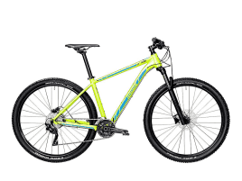 Radon ZR Team 6.0 29″ 22″ | lime green / bright blue / night blue