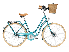 Raleigh BRIGHTON 7 iceblue glossy