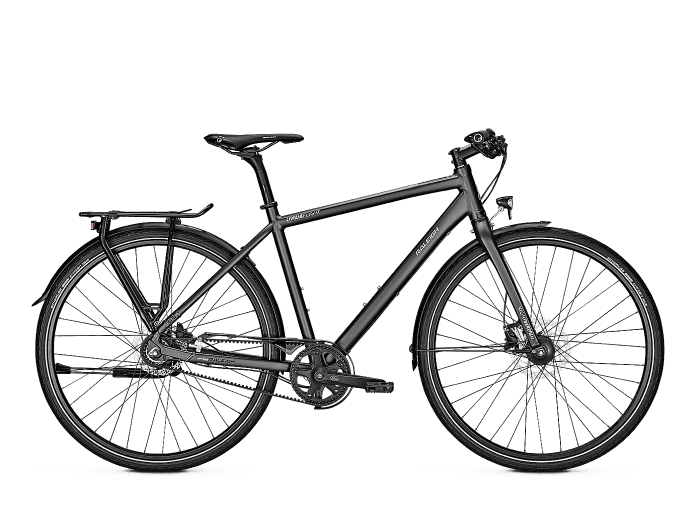 Foto: Raleigh Nightflight DLX Fahrrad City