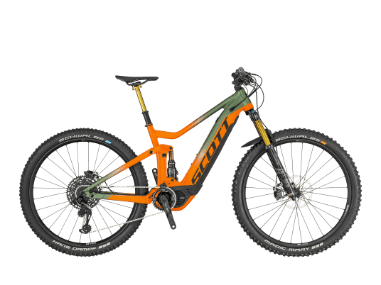 SCOTT Genius eRide 900 Tuned - Fully E-MTB - 2019
