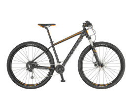 SCOTT Aspect 730 Bike schwarz/orange S