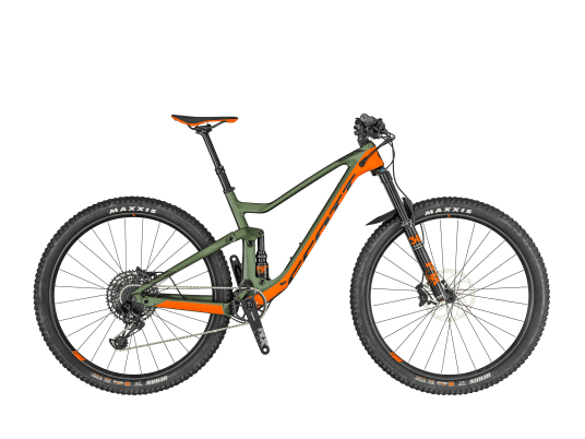 SCOTT Genius 930 - Fully Mountainbike - 2019