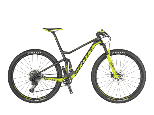 SCOTT Spark RC 900 World Cup - Fully Mountainbike - 2019