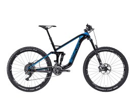 SIMPLON RAPCON 140 XL | Black Glossy/Cosmic Blue Matt | XTE 22