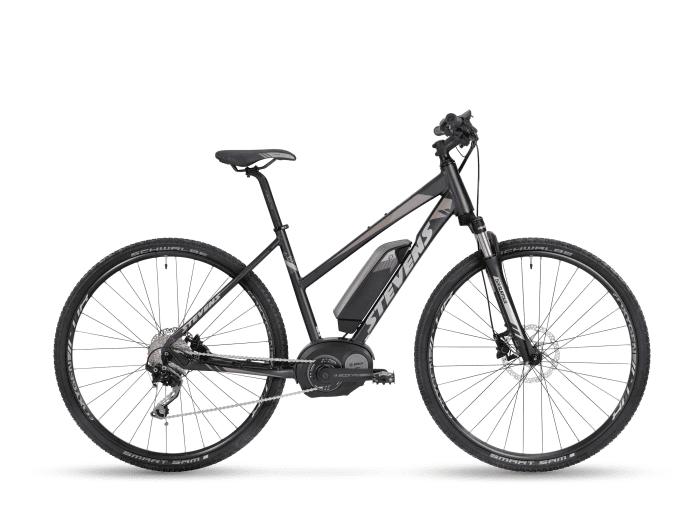 stevens e 6x disc trekking e bike 2016. Black Bedroom Furniture Sets. Home Design Ideas