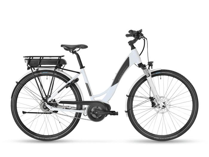 stevens e courier city e bike 2018 wave rahmenh he. Black Bedroom Furniture Sets. Home Design Ideas