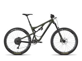 Santa Cruz Bronson C XE M | Gloss Olive and Black
