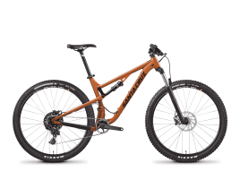 Santa Cruz Tallboy AL D M | Gloss Rust and Black