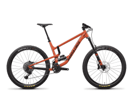 Santa Cruz Nomad 4 AL S 39 cm | orange