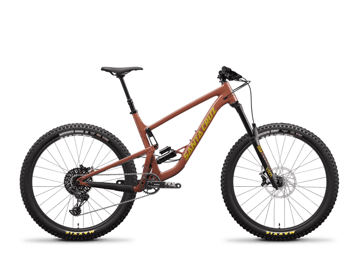 Santa Cruz Bronson Fully Mountainbike 2020