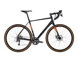 Serious Grafix 52 cm | black-orange earth