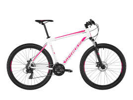 Serious Rockville 27,5″ Disc 50 cm | white/pink