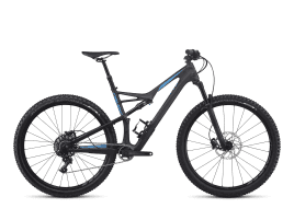 Specialized Camber Comp Carbon 29 Satin Carbon / Neon Blue
