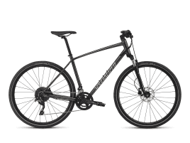 Specialized CrossTrail Elite Alloy S | Gloss Black Chrome/Chrome/Charcoal