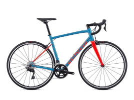 Specialized Allez Elite 58 cm | gloss storm gray/rocket red