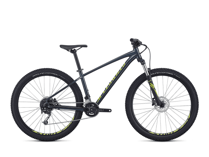 Specialized Pitch Expert 36 cm | cast battleship/hyper green