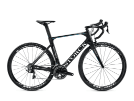 Storck AERFAST PRO G1 XL | Shimano Dura Ace 2x11 (9100) ROAD | DT Swiss RC38c